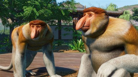 Planet Zoo reveals Southeast Asia Animal Pack with more