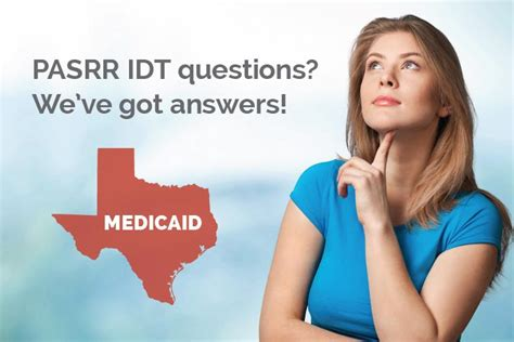 Answers to your top Texas PASRR IDT meeting questions