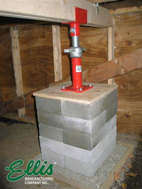 Rotting Foundation Posts On Cabin Porch | Cabin porches