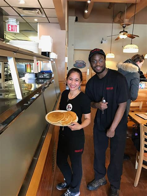 Pancake Tuesday - Sunset Grill : Sunset Grill
