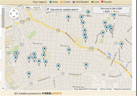 Downtown Columbia, SC Homes for Sale and Real Estate Listings