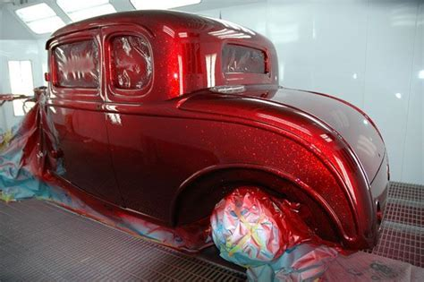 Candy red paint, Custom cars paint, Candy paint cars