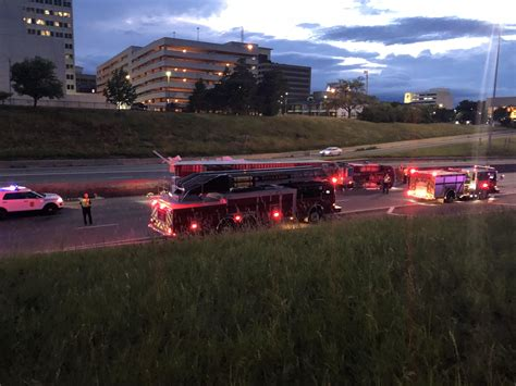 Semi rollover blocks westbound traffic on I-70 in Topeka