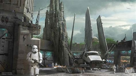Florida's Star Wars Themed Hotel Will Make Your Dreams