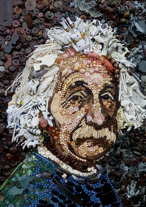 This Artists Recreates Great Works of Art Using Plastic