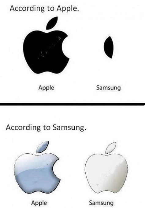 24 Apple Vs Samsung Funny Photo Collection - Quertime