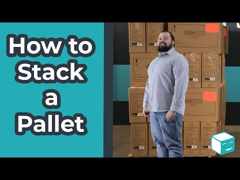 4 Key Points when Optimising your Pallet Stack Pattern