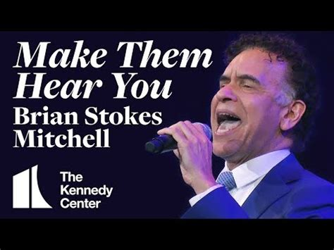 """Brian Stokes Mitchell Performs """"The Impossible Dream"""" on"""