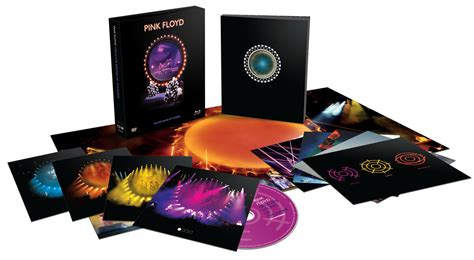 Pink Floyd Delicate Sound Of Thunder deluxe 2020 2CD / DVD