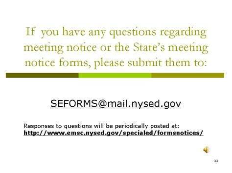 If you have any questions regarding meeting notice or the