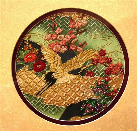 Japanese Embroidery
