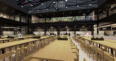 Time Out Plans Chicago Food Hall for Fulton market - Eater