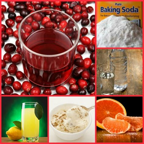 Foods That Heal Urinary Tract Infection