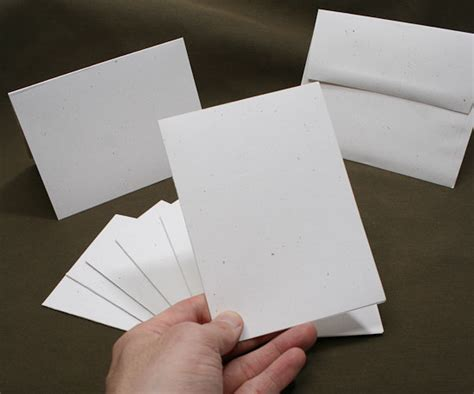 Blank Note Cards with Envelopes - package of 24 - Sales