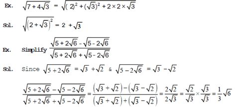 Number System, Solved Examples, Class 9 Mathematics Class