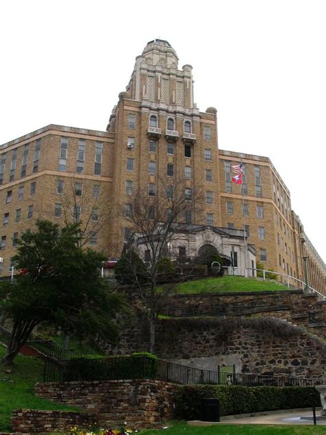 Old Army Navy Hospital, Now the State of Arkansas Departme