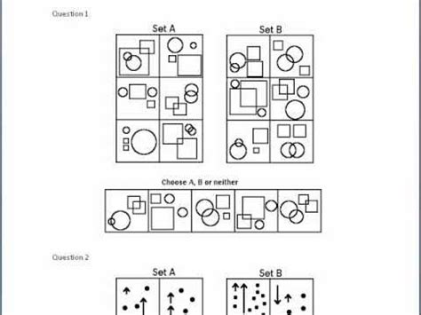 UKCAT Abstract Reasoning - Compound Rules - YouTube