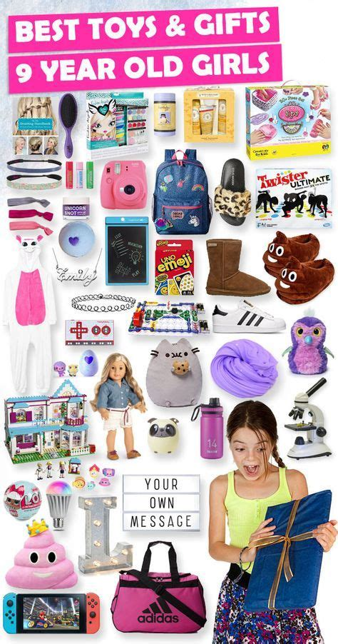 Gifts For 9 Year Old Girls 2019 – List of Best Toys