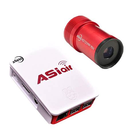 ZWO ASIair 120 Guide Camera Kit - Lowest Prices - Ships Free