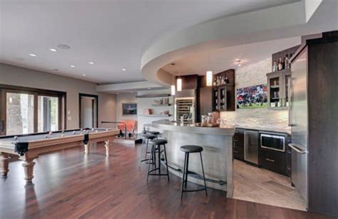 50 Awesome Man Caves For Men - Masculine Interior Design Ideas