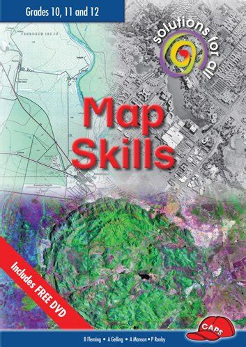 Solutions for all Map Skills | Macmillan South Africa
