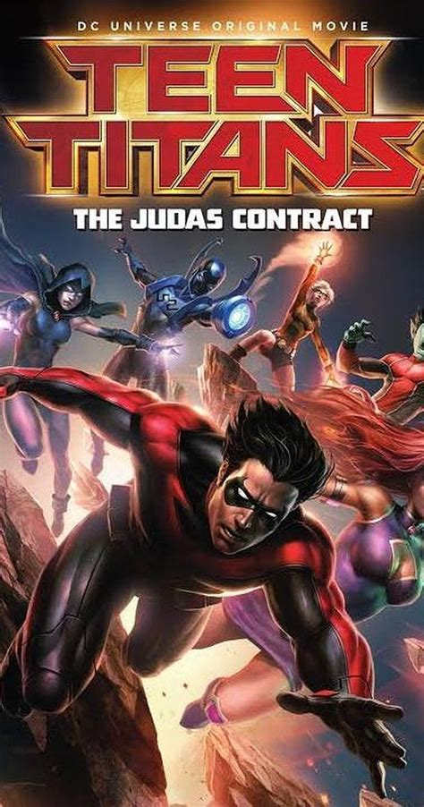 Have any of you seen Teen Titans: The Judas Contract