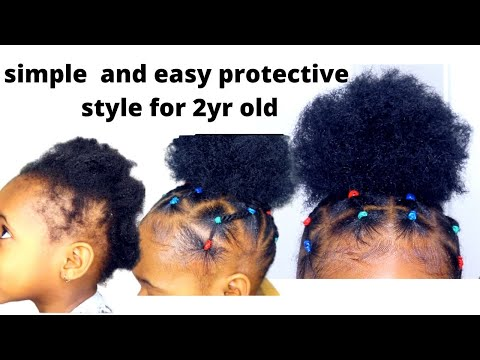 10 Cute Back to School Natural Hairstyles for African
