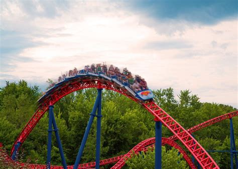12 US Roller Coasters You Have to Ride