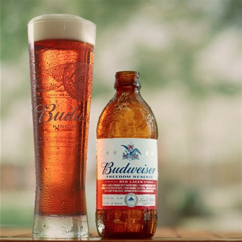 Budweiser Debuts New Beer Inspired by George Washington's