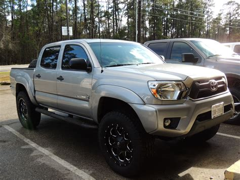 » Toyota Tacoma with a 3 inch Rough Country