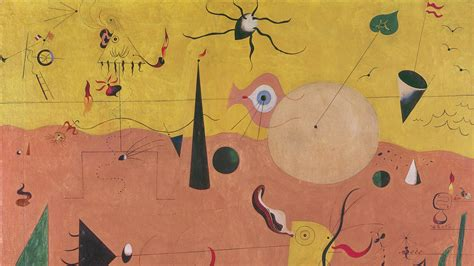 Joan Miro Paintings Meanings - The Best Picture of Painting