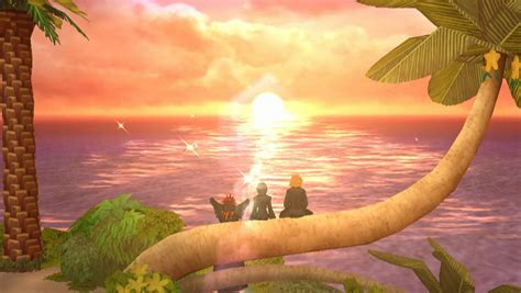 How the Heroes of Kingdom Hearts Find Strength In
