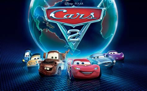 Cars 2 HD Wallpaper | Background Image | 2560x1600 | ID