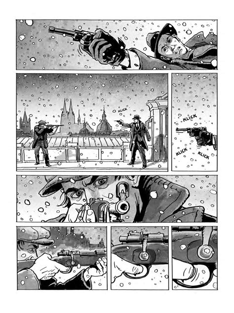 First look: Babylon Berlin the graphic novel » CRIME
