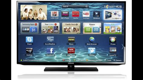 Samsung 32 inch Smart TV Review - YouTube