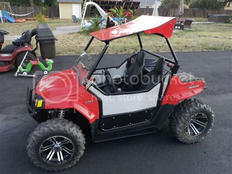 Loaded Polaris RZR 170 For Sale in Northern CA - Yamaha