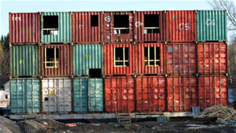 Shipping Container Apartments- The Burk's Falls Shipping