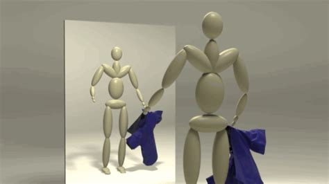 Animating clothes is tricky, unless you teach animations