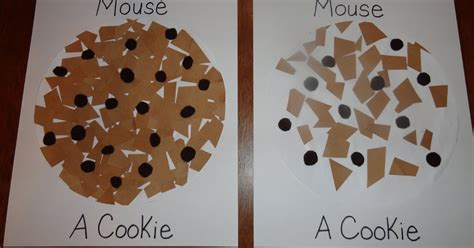 Izzie, Mac and Me: If You Give A Mouse A Cookie Activities