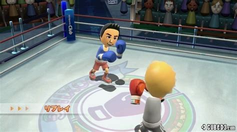 Wii Sports Club Baseball and Boxing