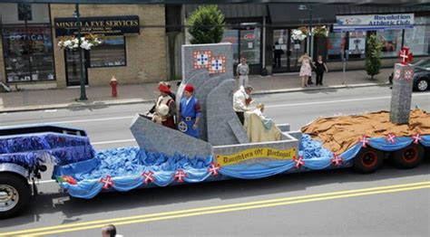 Community: 1st Long Island Portugal Day Parade one for the