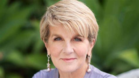 'There's no name of a father?' Julie Bishop uncovers