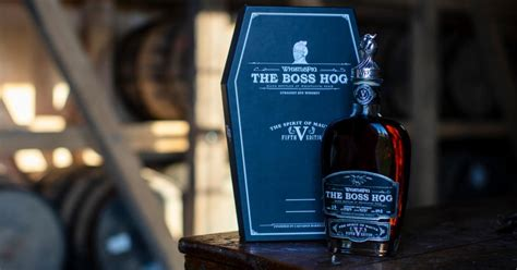 Boss Hog V Is The Sequel to 'World's Best Whiskey' and
