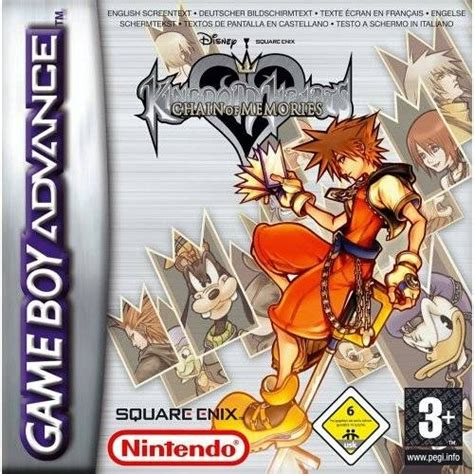 Kingdom Hearts: Chain of Memories - Wiki Guide | Gamewise