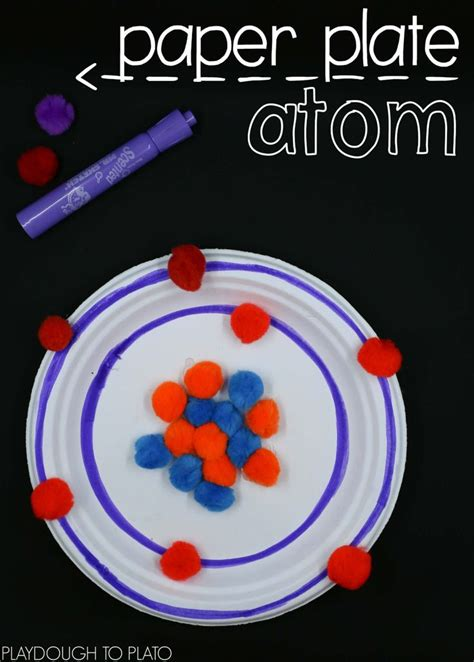 Atom and Molecule Activities   Science projects for kids