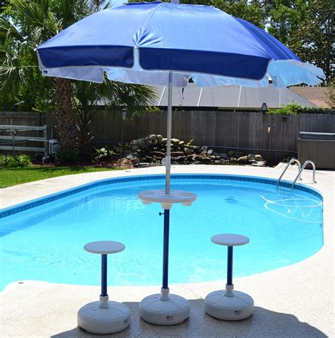 Relaxation Station Pool Lounge - AugHog Products Beach