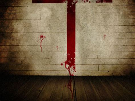 Nothing But The Blood Blank | Igniter Media | WorshipHouse