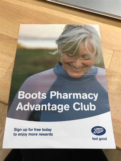 What is Boots Pharmacy Advantage Club?