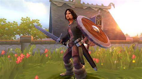 The Lord of The Rings - Aragorn's Quest - PS3 - Games Torrents