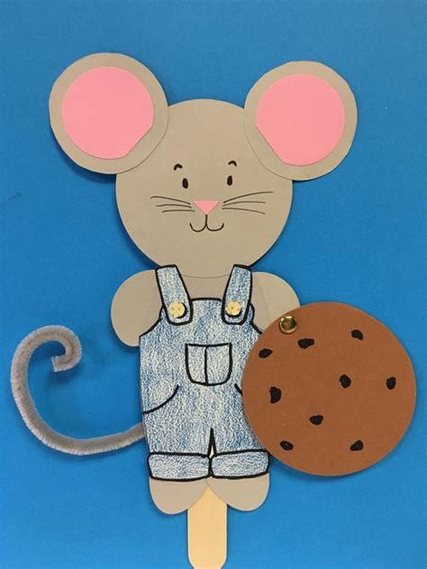 Items similar to If You Give a Mouse a Cookie - Kids Paper